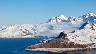 La conquête du Pôle Sud