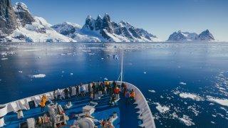voyage antarctique - terra antarctica