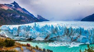 Fjords & Glaciers