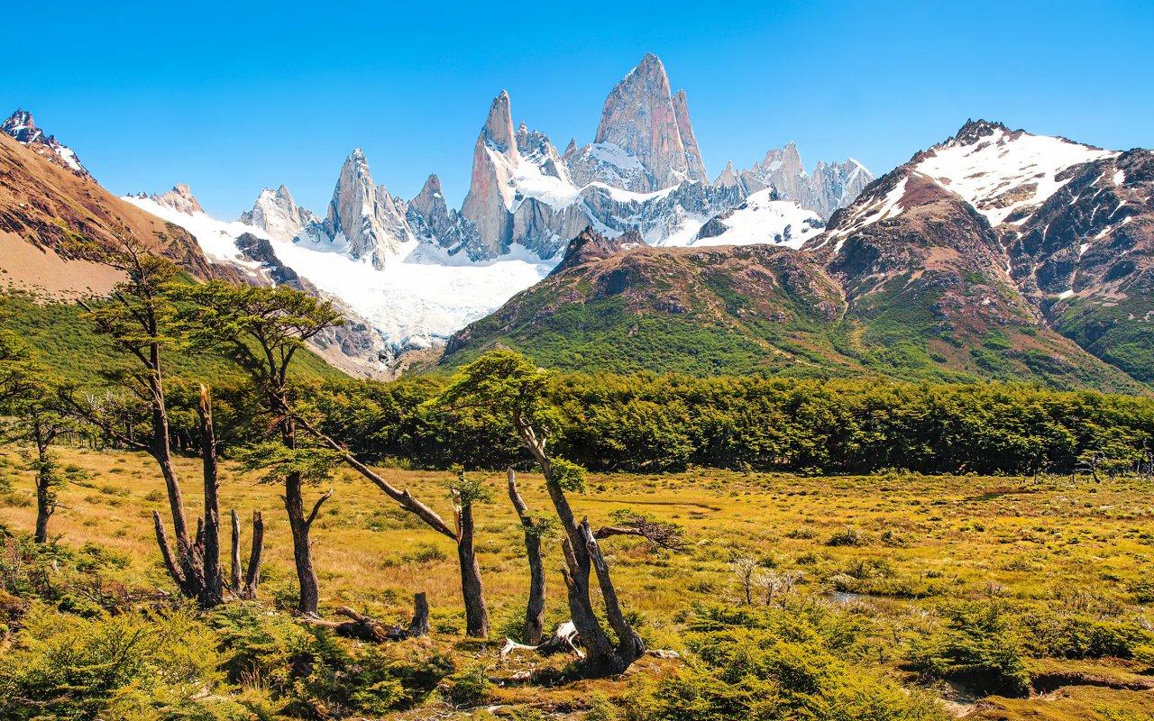 Fitz Roy - province de Santa Cruz, Argentine