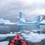 kayak Iceberg Graveyard - voyage antarctique