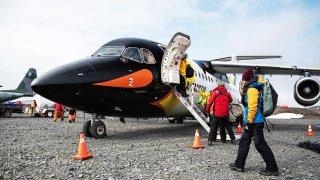 antarctique vols et croisières - terra antarctica