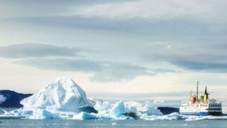 Vol et Croisière en Antarctique