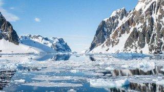 Vol et Croisière – l'Antarctique en express