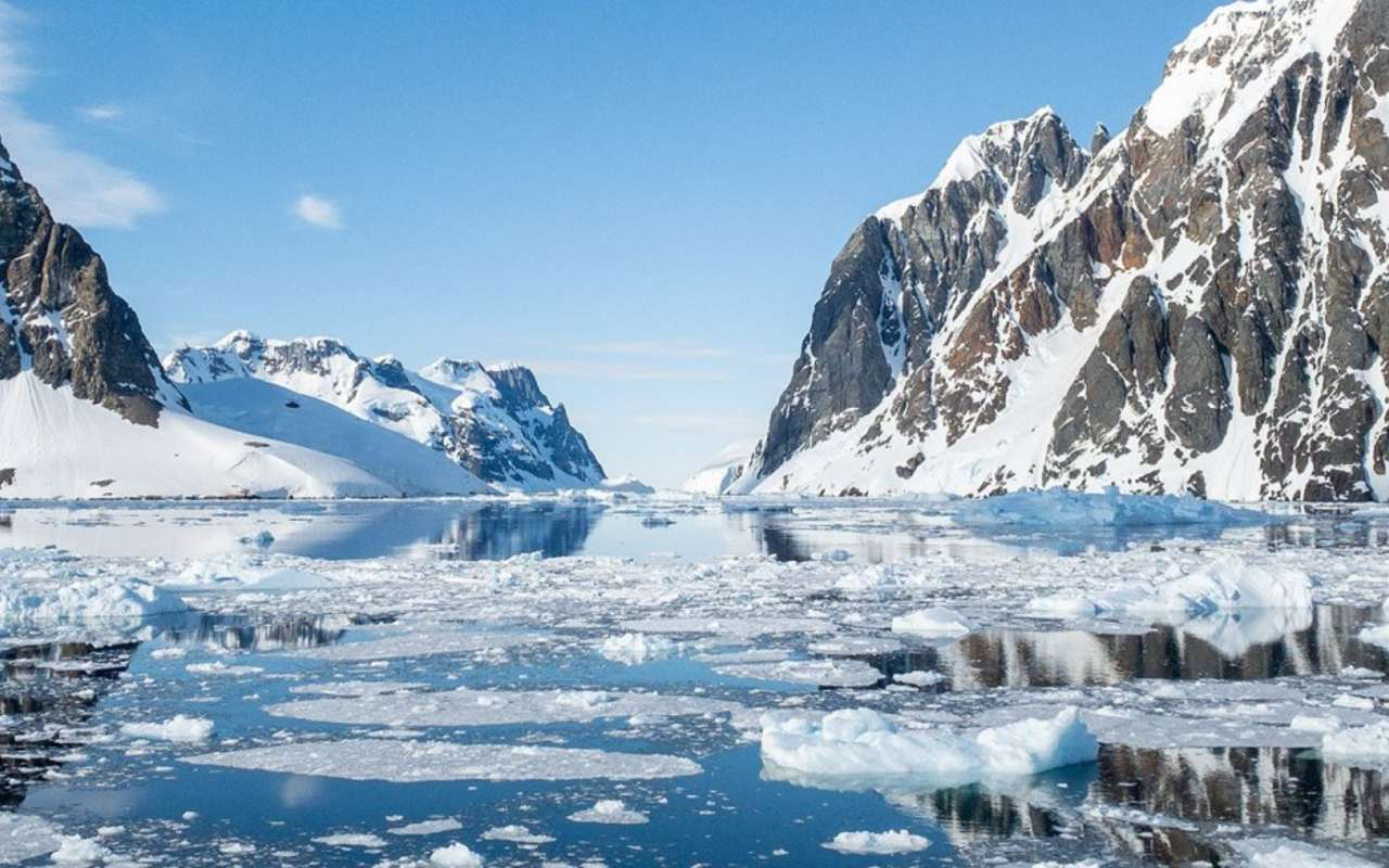 antarctique express - voyage vol et croisière terra antarctica