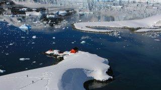 Climat Antarctique