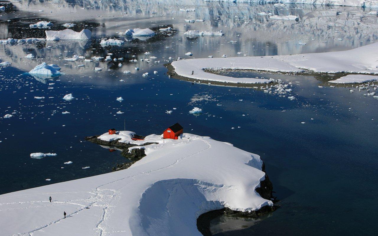 bases scientifiques antarctique - terra antarctica