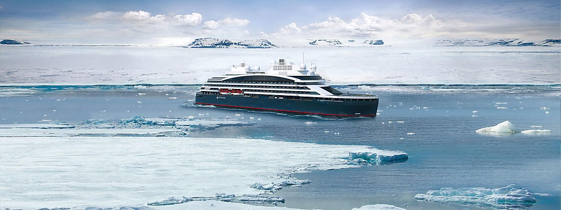 croisière antarctique commandant charcot - terra antarctica