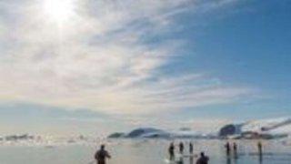 circuit antarctique
