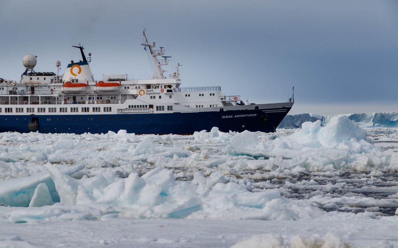 croisière antarctique ocean adventurer