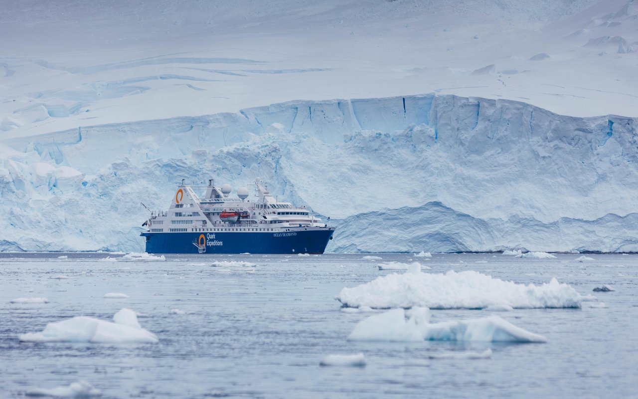croisière antarctique ocean diamond