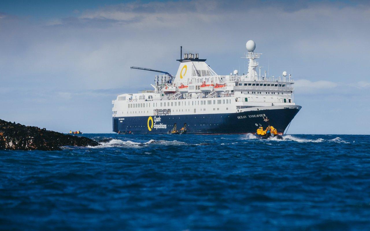 croisière antarctique ocean endeavour