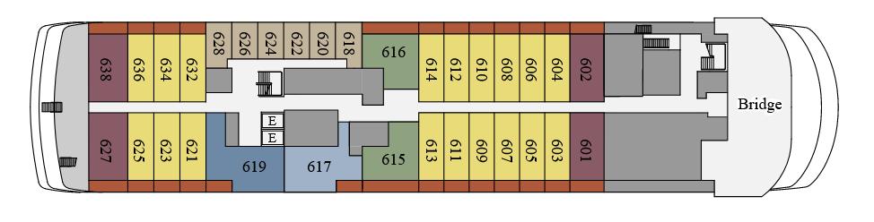 ultramarine plan pont 6