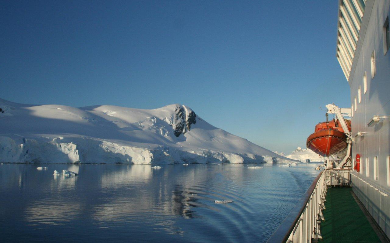 grandes expéditions antarctique - croisière en antarctique - terra antarctica